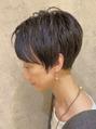 動き・軽さ・柔らかさ・おさまりの良いショートヘア