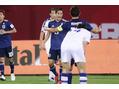 サッカー アジア杯 日本代表vsウズベキスタン代表