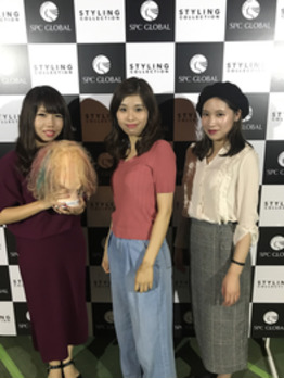 美容師のコンテスト関東大会にてフォトコン入賞☆_20170928_2