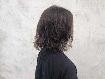 春パーマ♪_20190322_1