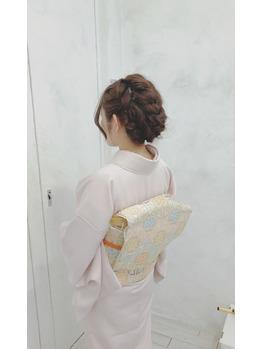 春らしく素敵な着物スタイル_20180415_1