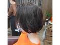 バッサリSpring hair
