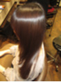 【髪質改善♪髪質改善カラー+トリートメント¥8800