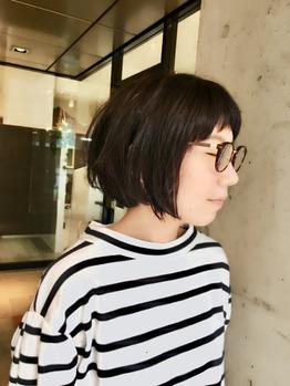 メガネに 似合う前髪 ☆_20180523_1