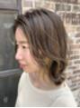 ヘアー アイス カンナ(HAIR ICI Canna)お洒落さんにオススメデザインカラー!