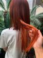oguma hair /ボブのデザインカット