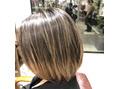 ハイライトグラデーション 超美髪トリートメント