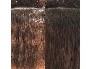 くせ毛でお悩みの方はお任せください。