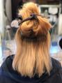 ネオヘアー 曳舟店(NEO Hair)ベージュカラー☆