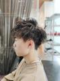 ヘアーリゾートノーブル(Hair Resort Noble)【イナダ】お客様スタイルvol.36 刈り上げ×ツイスト