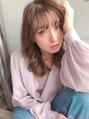 【松盛友美子】春髪