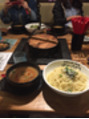 外食にいきました