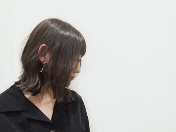 PEEK-A-BOO 恵比寿×AVEDA×春夏カラー