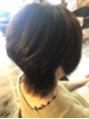オーブ ヘアー エイミ 福岡七隈店(AUBE HAIR amy)ショートウルフ