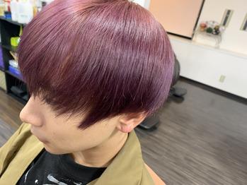 カラー!黒羽Ruka_20201223_2