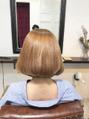 エトネ ヘアーサロン 仙台駅前(eTONe hair salon)お客様カルテ.96