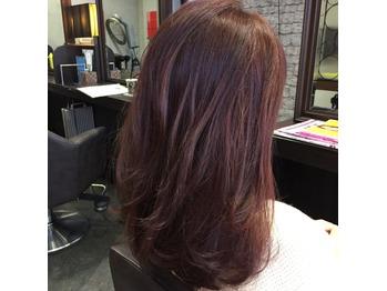 ★髪質改善通信188・Roaカラーで春先取りカラー★_20160220_3