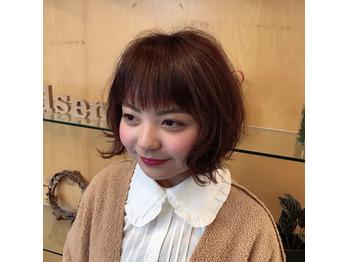 今月のバッサリさん☆_20180130_2