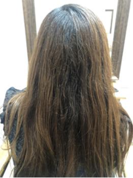 縮毛矯正ではないけど、クセがおさまるパーマ^_^_20200605_1