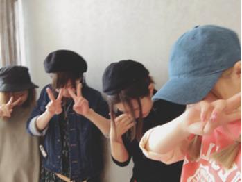 帽子day~~♪_20180324_1