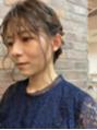 顔まわりパーマでオシャレに【上尾】