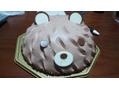 熊のケーキ