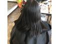 うねり、ゴワついた髪に髪質改善ストレートおすすめ