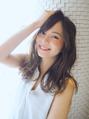 アクシー 渋谷店(AXY)【AXY渋谷】ラフかわ×抜け感スタイルセミディ