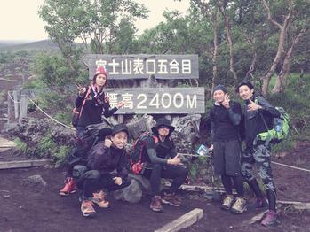 富士登山2016_20160728_1