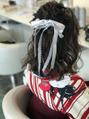 卒業式☆袴着付け&ヘアセット
