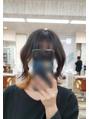 バッサリ…松本