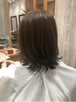 結びたい、でも切りたい。そして可愛い髪型^_^_20200621_1