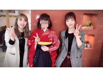ご卒業おめでとうございます☆_20180307_1