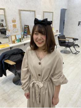 ホットペッパービューティ予約開始!!川村Asami_20200616_2