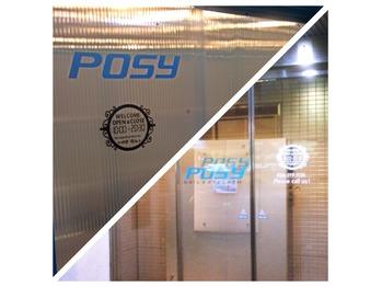 POSY☆エントランス完成!!
