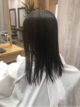 結びたい、でも切りたい。そして可愛い髪型^_^_20200621_2