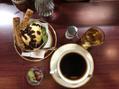 友達のカフェ