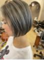 ソース ヘア アトリエ(Source hair atelier)シルバーベージュ
