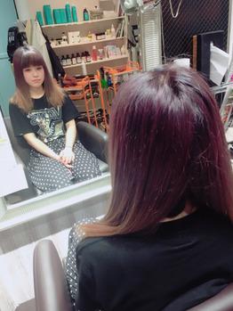 新1年目菊池かのちゃんカラー!_20170508_2