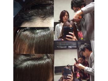 ★髪質改善通信144・ホンキのシュクモウキョウセイ★_20151214_1