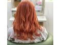 K-POPカラー★ピンクオレンジ