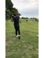 ゴルフへの愛が止まらないーーー!