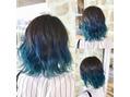 ocean blue★グラデーション