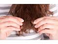 細毛の方と硬毛の方の染まりの違い