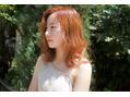 【 AYA 】オレンジヘアー