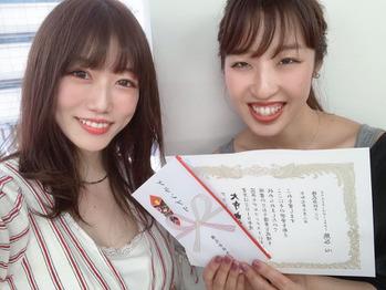 カットコンテスト☆グランプリ頂きました☆大寺_20190703_2