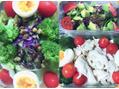 夏の減量食