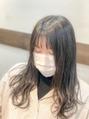 (grandage大宮東口店)流行りの前髪デザイン
