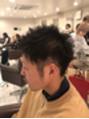 ヘアスピリッツアンクス(Hair Spirit anx)【ヘアカルテ】メンズ