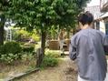 柱店の庭屋さん☆